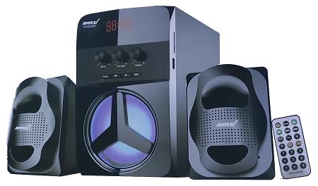Ampex AX532 HI-FI Speaker System 10000W PMPO