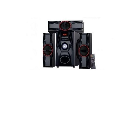 Polysonic mp3315 -8000w- Multimedia Speaker System Woofer fm/bluetooth