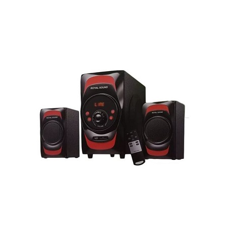 Royal Sound 3220:2.1 Hi Fi active subwoofer system 9800w USB/SD,Bluetooth,FM
