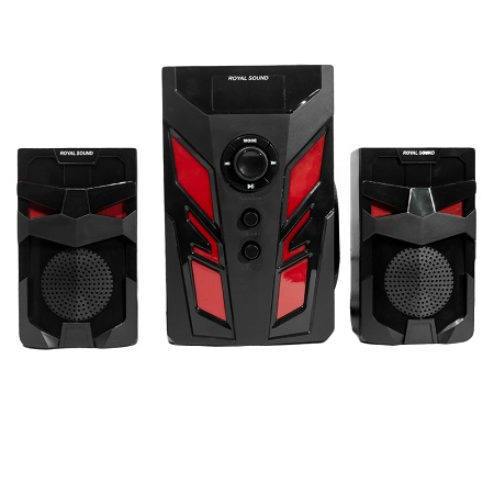Royal Sound P32 2.1Ch MULTIMEDIA SPEAKER