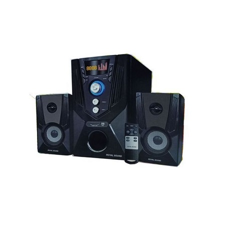 Royal Sound RS522 HOME THEATER SUB-WOOFER SYSTEM 9800W.