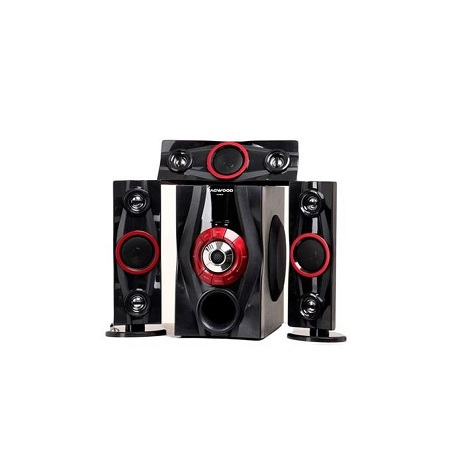 TAGWOOD MP-631A Multimedia Speaker System 3.1CH Black