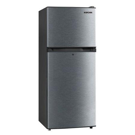 Bruhm BFD-150MD, Double Door Refrigerator, 138 Litres