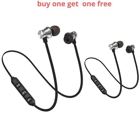 Bluetooth Magnetic Earphones - Generic