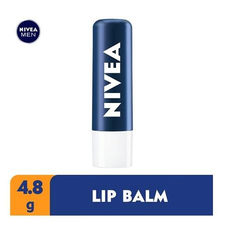 Nivea Men Active Lip Balm For Men - 4.8g