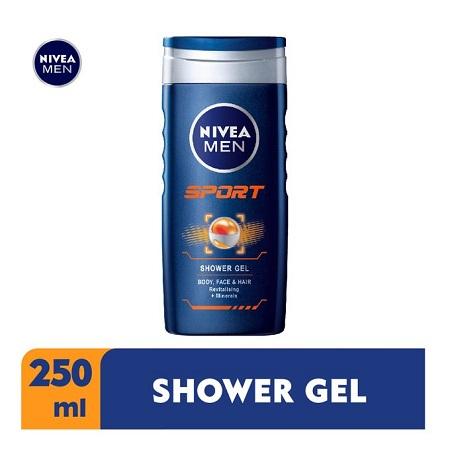 Nivea Men Sport Shower Gel For Men - 250ml
