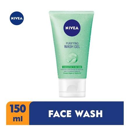 Nivea Purifying Face Wash For Women - 150ml