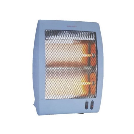 Premier Portable Electric Room Heater - White