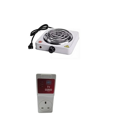 Single Electric Coil plus Tv Guard