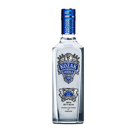 Kozak Vodka 1Ltr