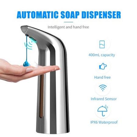250 - 300mL Automatic Soap Dispenser