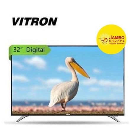 Vitron 32 Inch Digital LED TV Wide Color Enhancer USB,HDMI,