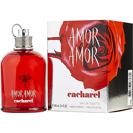 Amor Amor For Women EDT-100ml