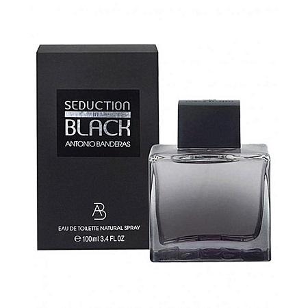 Seduction Black For Men EDT - 100ml