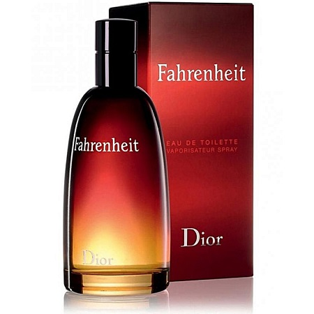 Fahrenheit For Men EDT - 100ml