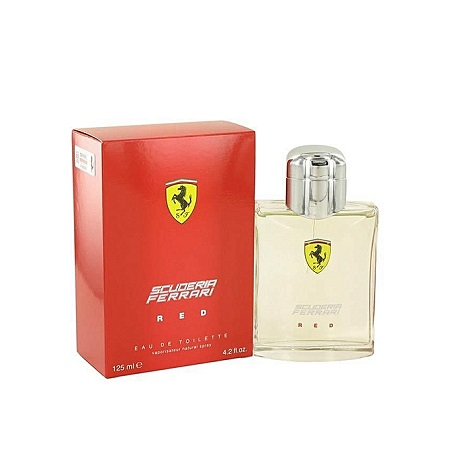 Ferrari Red For Men EDT-125 ml