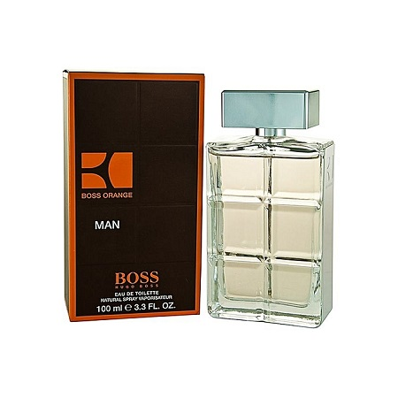 Boss Orange For Men EDT - 100ml