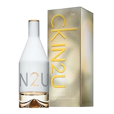 CK IN2U For Women EDT