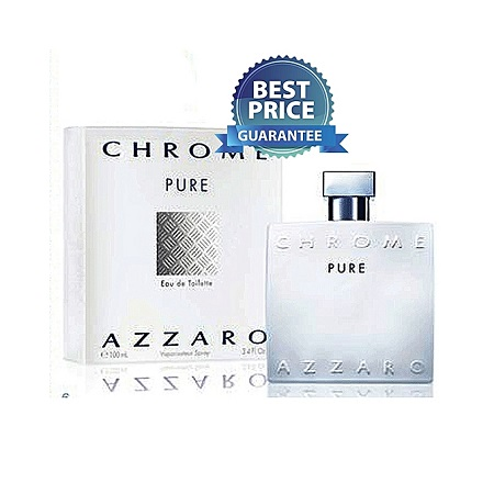 Chrome Pure for men EDT - 100 ml
