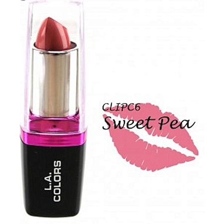 L.A. Colors Hydrating Lipstick - Sweet Pea