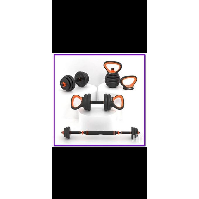 Generic 10Kg Dumbell With Kettle Bell