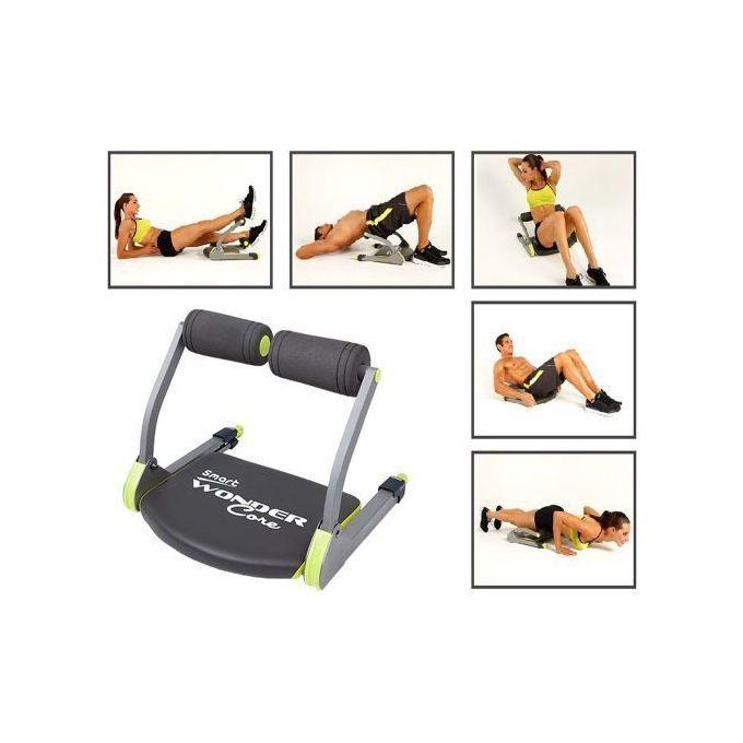 Wonder Core Smart Wondercore 6 In 1 ABS Fitness Machine