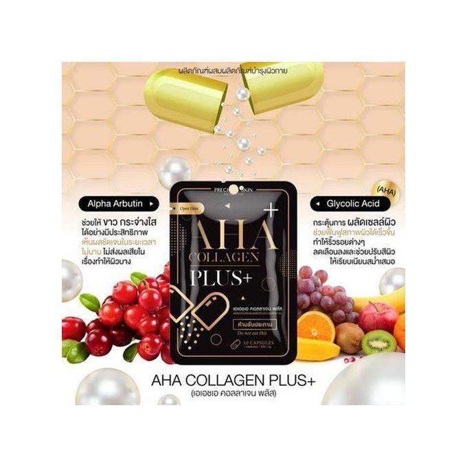 Aha Collagen Plus Whitening Capsules