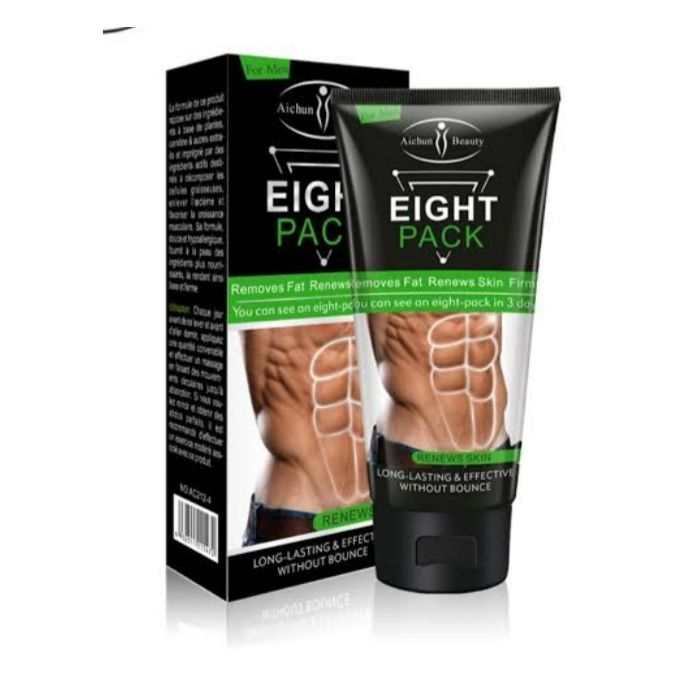Aichun Beauty Eight Pack Oil Removes Fat in Less Than 3day