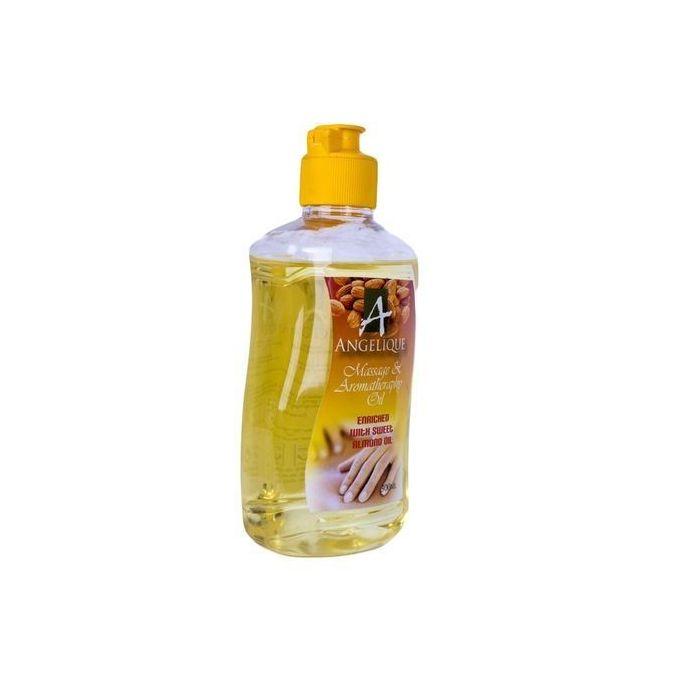 Angelique Sweet Almond massage Oil