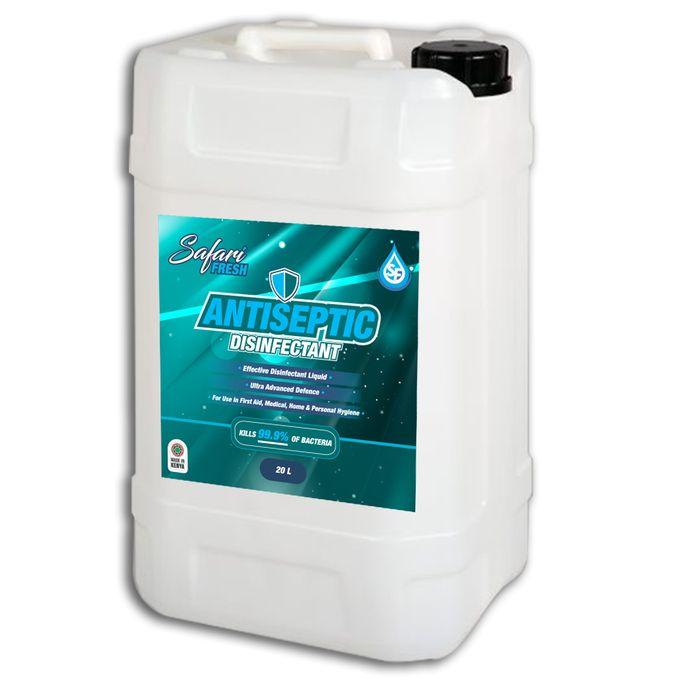 Safari Fresh Antiseptic Disinfectant (20L)