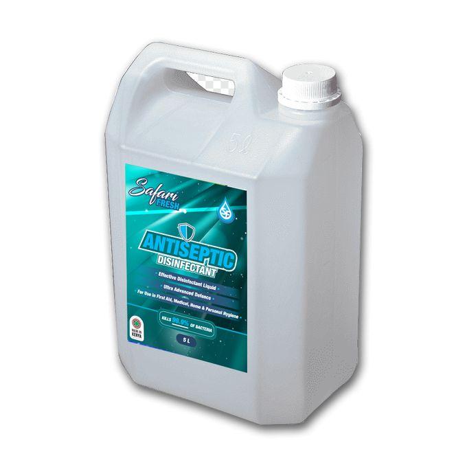 Safari Fresh Antiseptic Disinfectant (5L)