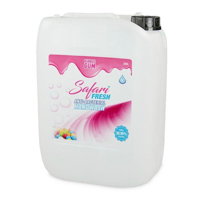 Safari Fresh Bubblegum Handwash 20L