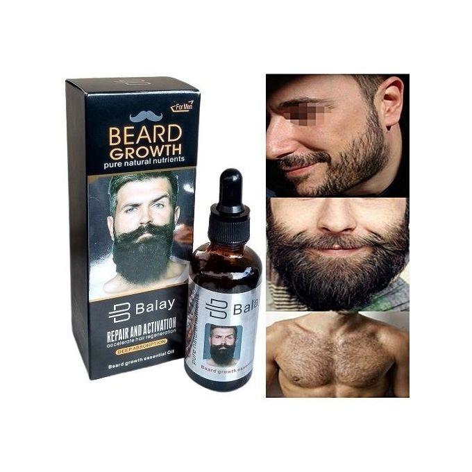 Balay Fast Active Beard Growth OIL