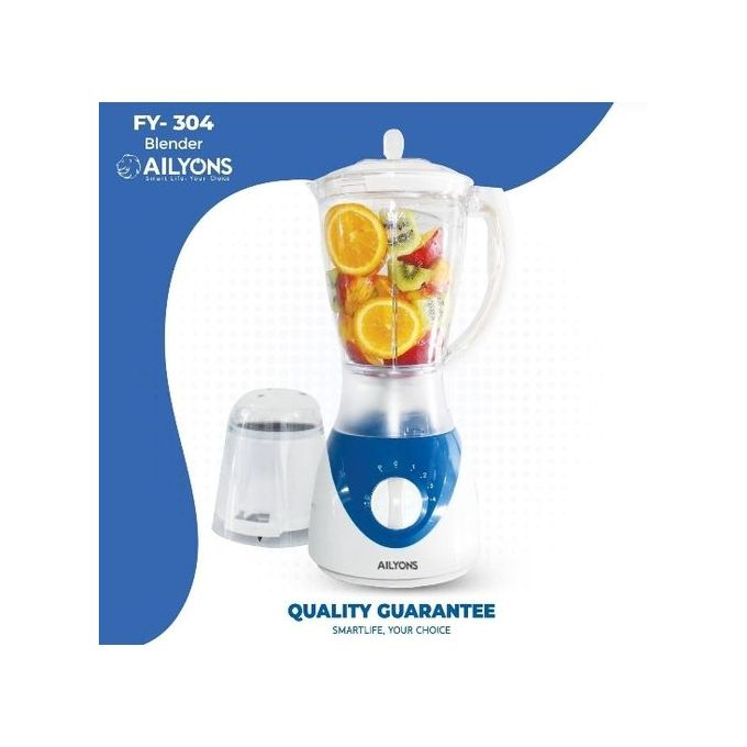 AILYONS 2 In 1 Blender With Grinding Machine