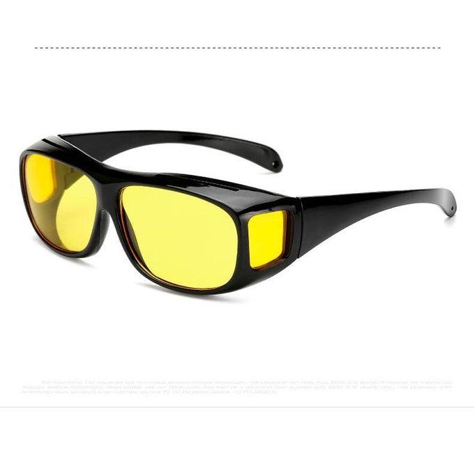 Car Night Vision Glasses Night Driving glasses UV400 HD black good great black black
