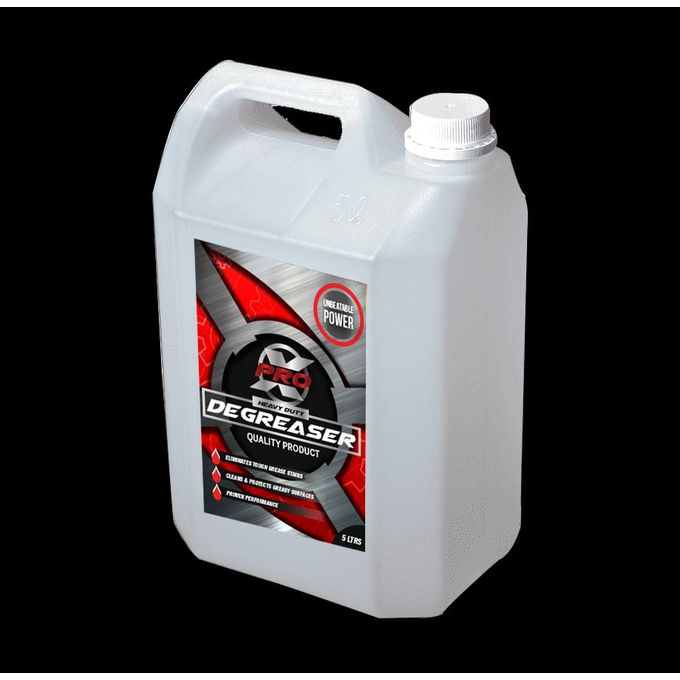 X-Pro Industria Strength Degreaser (5L)