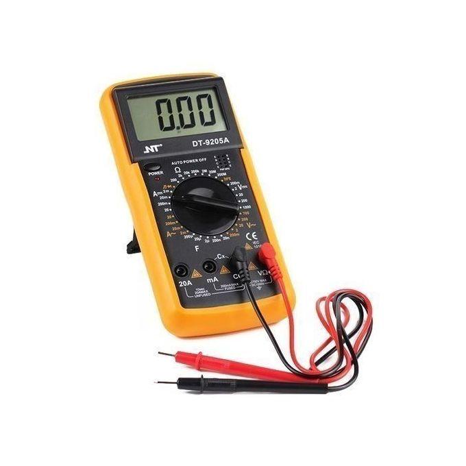 Digital Multimeter Ammeter Resistance Capacitance
