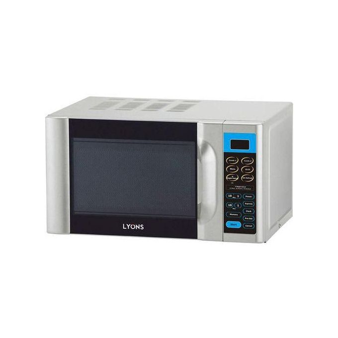 Lyons 20L Digital Microwave Oven & Grill