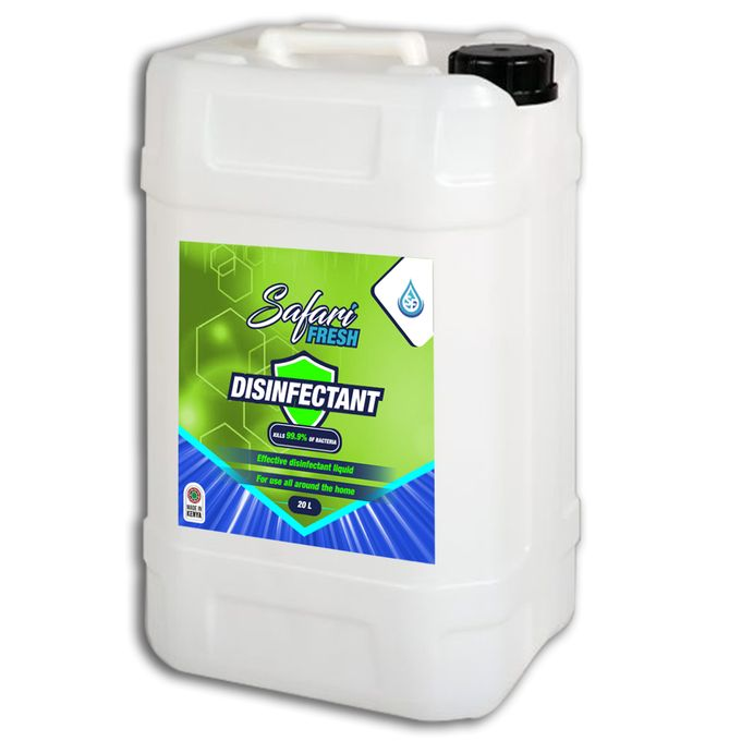 Safari Fresh Disinfectant (20L)