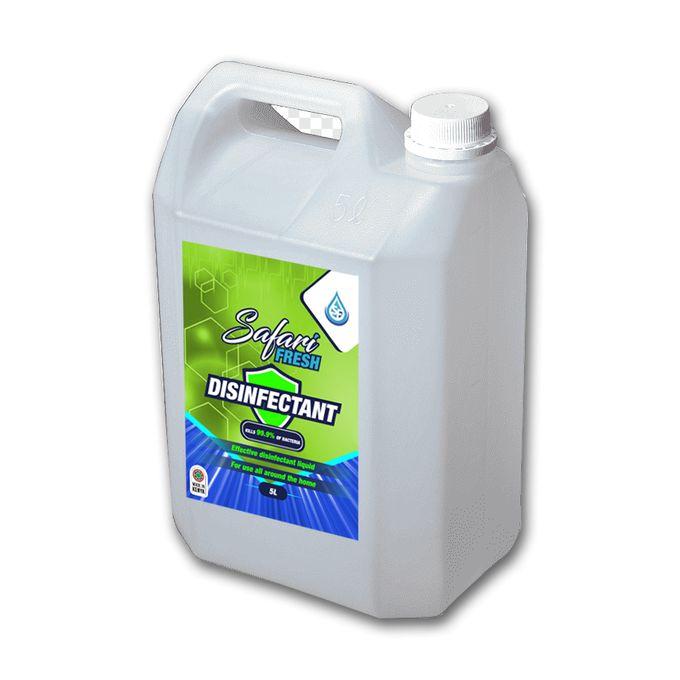 Safari Fresh Disinfectant (5L)