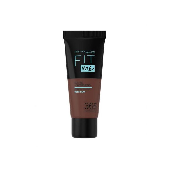 Maybelline New York Fit Me Matte And Poreless Foundation - 365 Espresso Brown