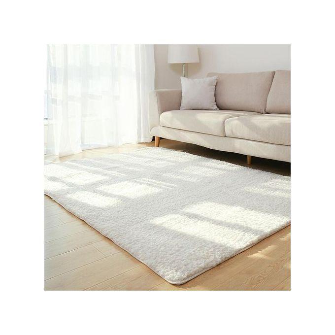 Generic Luxurious Soft Fluffy Carpet-Cream