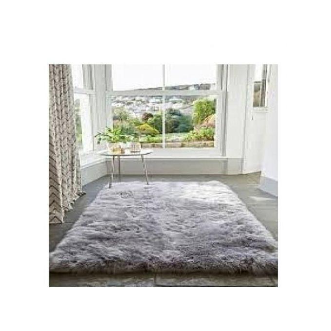 Generic Luxurious Soft Fluffy Carpet-Grey