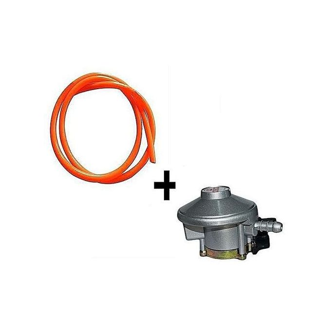 Cosco Gas Regulator 13KG + FREE 2 Meters Delivery Pipe