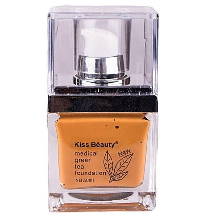 Kiss Beauty Medical Green Tea Foundation- 50ml