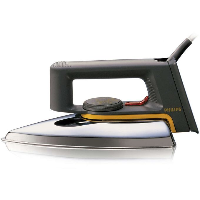 Philips HD1172 - 1000W Classic Dry Iron - Silver