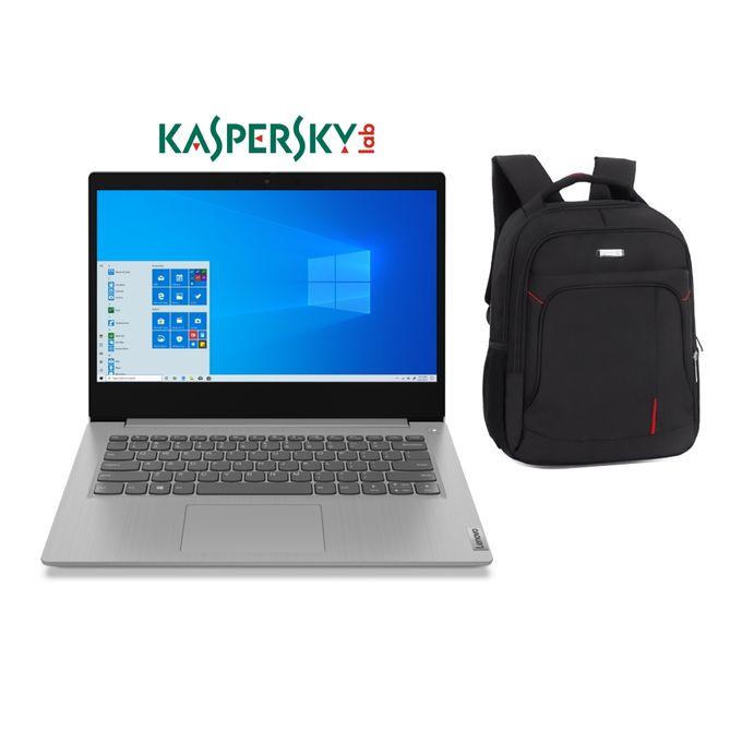 Lenovo Ideapad 3-Intel Celeron-1TB HDD-4GB RAM-Windows 10-Kaspersky Antivirus-Grey+Free PBag