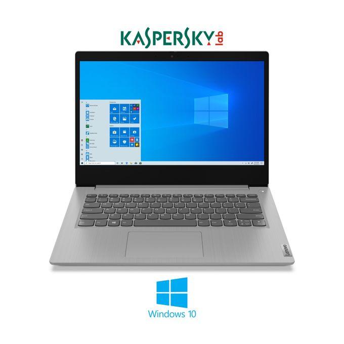 Lenovo Ideapad 3 - Intel Celeron - 1TB HDD - 4GB RAM - Windows 10 - Kaspersky Antivirus - Grey