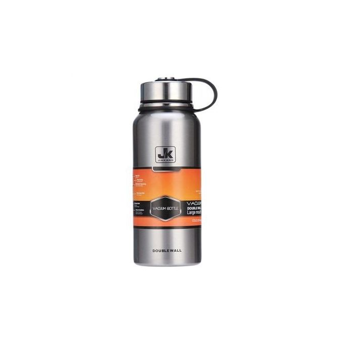 Generic Portable JK Vacuum Flask / Bottle 1.1L - Silver