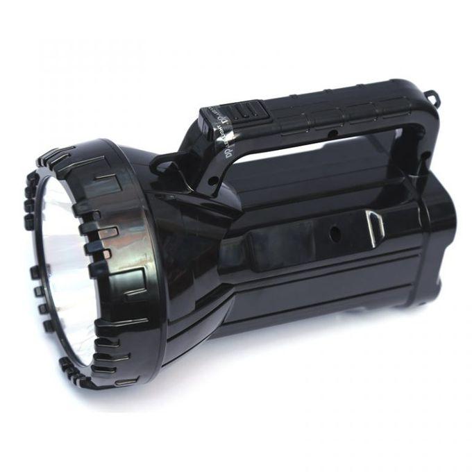 Generic Portable Reachable Led Search Light-Black